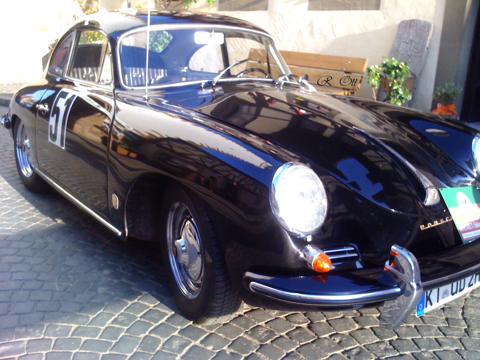 Prichsenstadt Oldtimer Rallye 2010 Porsche