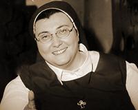 Schwester Teresa Autobahnkirche Geiselwind 2012 Steigerwald News