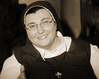Schwester Teresa in Geiselwind