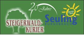 Steigerwald Kurier A M Seuling Burgebrach Steigerwald-News