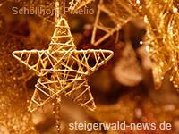 Adventsmarkt in Ebrach am 09.12.2012