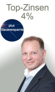 4 Prozent Zinsen Rendite Immobilien Ott Investment AG