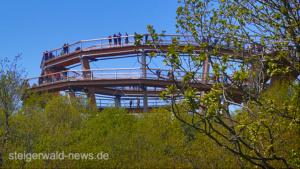 Baumwipfelpfad Ebrach Steigerwald