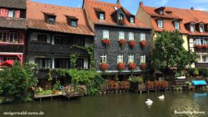 Klein Venedig Bamberg Regnitz