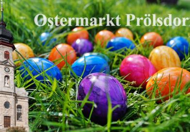 33. Ostermarkt Prölsdorf 2019 Gemeinde Rauhenebrach