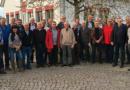 Laufer Mühle Ökumenischer Männertreff on tour Schlüsselfeld Lauf Aschbach