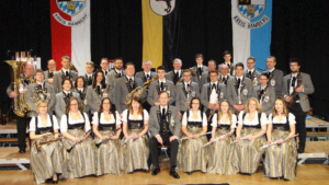 Jugendblaskapelle Burgwindheim Frühlingskonzert Ehrungen Oberfranken Orchester