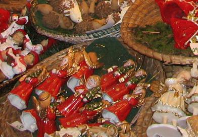 Historischer Adventsmarkt in Ebrach 2019