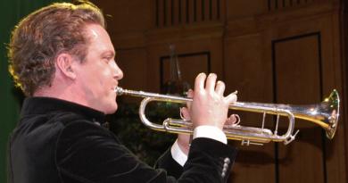 Stefan Mross in der Konzerthalle Bamberg