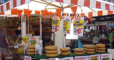 Frühjahrsmarkt in Burgebrach