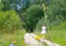 Wanderung Burghaslach